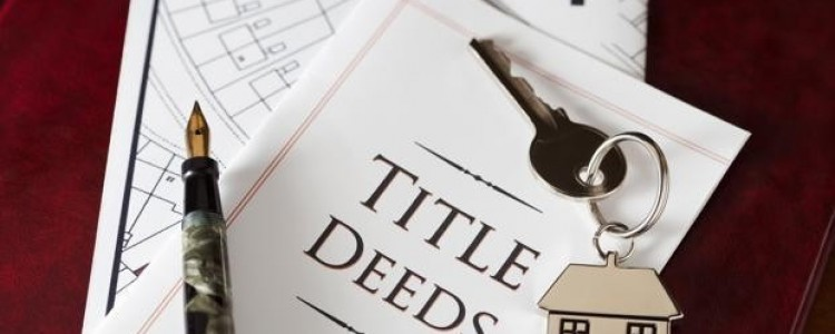 Property Title Deeds Condition / Availability