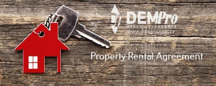 Property Rental Agreement