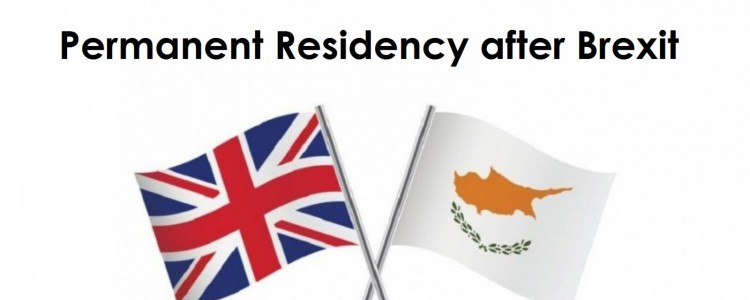 Residency in Cyprus after Brexit